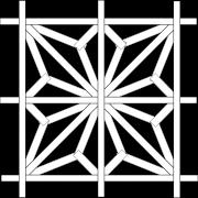 Kumiko vzorec