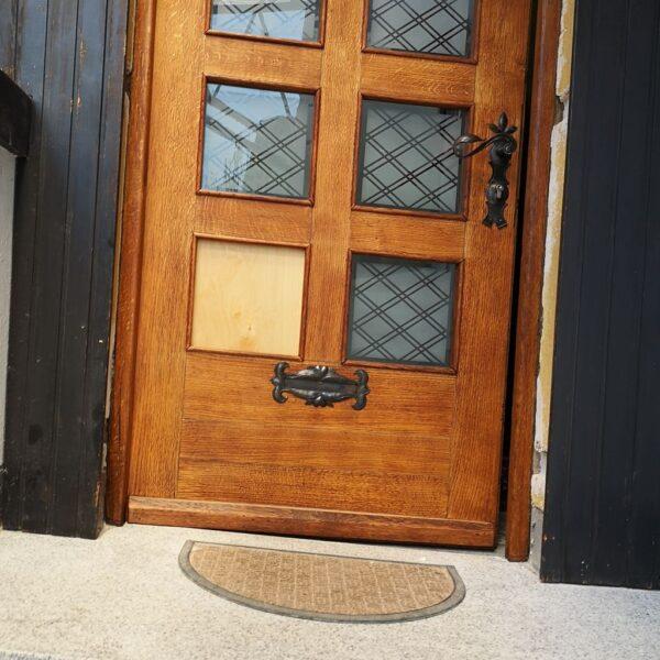 Obnova vhodnih vrat